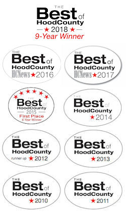 Action Computers Best of Hood County 2010, 2011, 2012, 2013